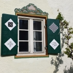 Fensterläden Stüssi-Haus
